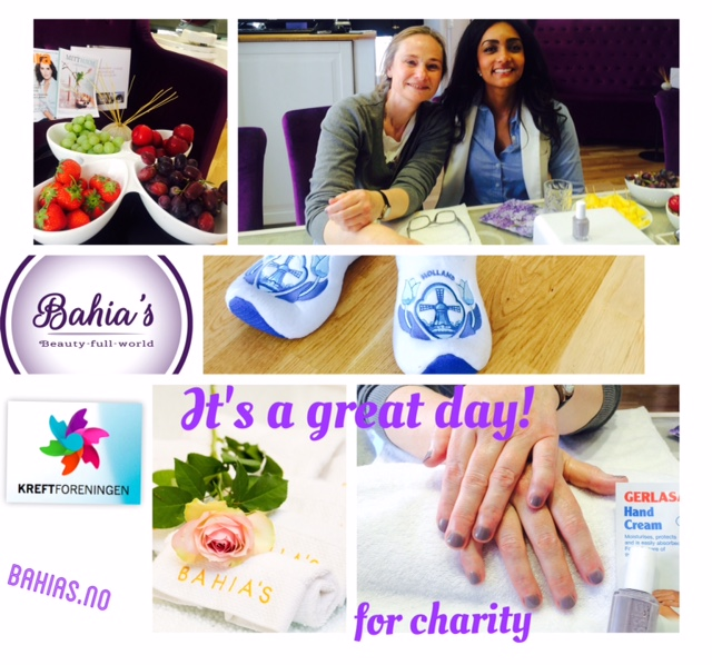 A great day to give back! | Bahia's Beauty-full-world